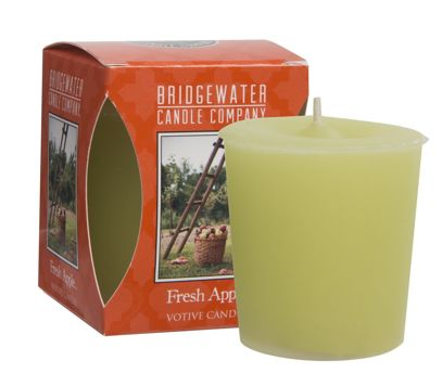 Świeca zapachowa Votive Fresh Apple 56 g Bridgewater Candle