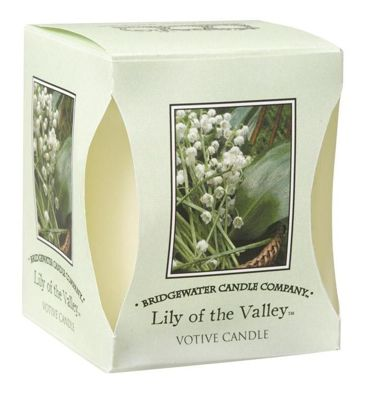 Świeca zapachowa Votive Lily of the Valley 56 g Bridgewater Candle