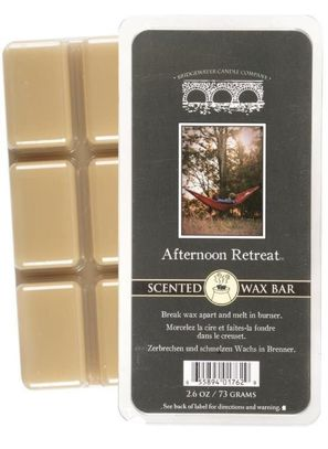 Wosk zapachowy Scented  Wax Bar Afternoon Retreat Bridgewater Candle