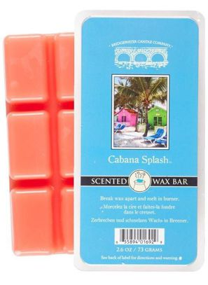 Wosk zapachowy Scented  Wax Bar Cabana Splash  Bridgewater Candle