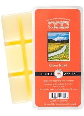 Wosk zapachowy Scented  Wax Bar Open Road Bridgewater Candle