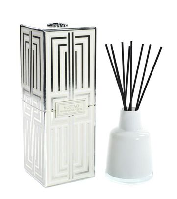 Dyfuzor SOZIETY REED DIFFUSER WONDERFUL WHITE - VOTIVO