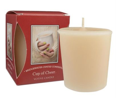 Świeca zapachowa Votive Cup of Cheer  56 g Bridgewater Candle