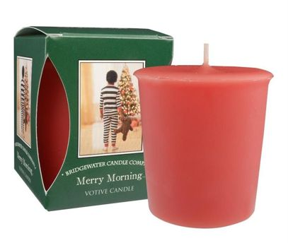Świeca zapachowa Votive Merry Morning  56 g Bridgewater Candle