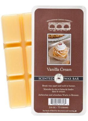 Wosk zapachowy Scented Wax Bar Vanilla Cream  Bridgewater Candle